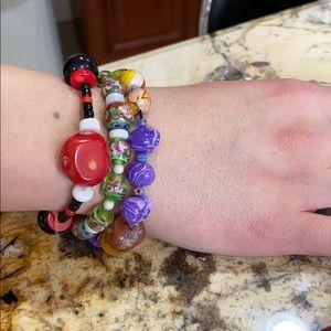 Binds bracelet